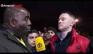 Everton 2 Arsenal 1 | Real Fans Stick Together When We Lose says Chris [Video]