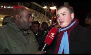 West Ham 1 Arsenal 5 | It Was Like Germany v Brazil in The World Cup (West Ham Fan RanT) [Video]