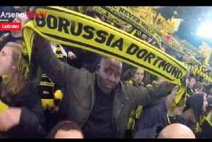 (MUST WATCH) How To Improve Arsenal's Atmosphere The Dortmund Way [Video]