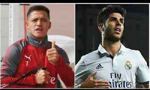 Alexis In Paris Again & Arsenal In For Asensio! | Transfer Daily [Video]