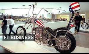 Harley finds balance with baby boomers [Video]