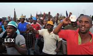 Lonmin in Rights Trouble [Video]