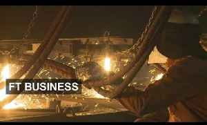Is there a future for UK steel? | FT Business [Video]