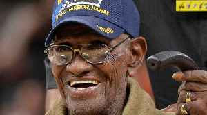 America's Oldest Man Passes Away At 112 [Video]