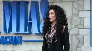 Cher left speechless by Kennedy Center Honors tributes [Video]