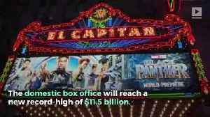 Here's Why Movie Theaters Bounced Back in 2018 [Video]