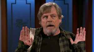 Mark Hamill Does Not Like Comparisons Of Darth Vader And Donald Trump [Video]