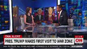 "CNN's Don Lemon claims Trump is ""the Grinch"" that ""stole Christmas"" [Video]"
