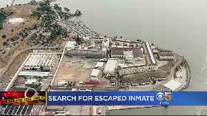 Escaped San Quentin Inmate Was Missing For Hours [Video]