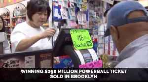 If You're In Brooklyn You May Have An Extra 298 Million Now [Video]