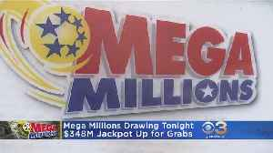 Last Mega Millions Jackpot Of The Year Up For Grabs Tonight [Video]