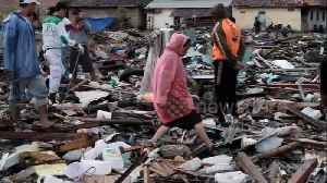 Rescue efforts continue in aftermath of Indonesia deadly tsunami [Video]