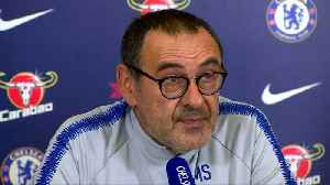 Chelsea's Sarri says Italy must do more over racism in soccer [Video]