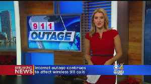 911 Cell Phone Calls In Massachusetts Affected By CenturyLink Outage [Video]