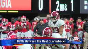 Battle between the best quarterbacks [Video]
