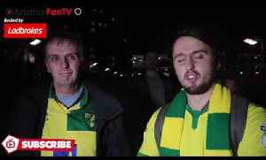 Norwich Fans Feel Robbed By The Ref! | Arsenal 2-1 Norwich City [Video]