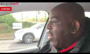 Arsenal v Swansea City Road Trip To Emirates!!! [Video]