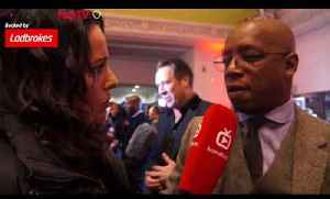 David Rocastle Inspired Me! | Arsenal Legend Ian Wright | 89 Film Premier [Video]