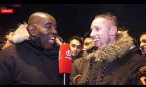 Swansea City 3-1 Arsenal | I'm Wet, I'm Hungry, I'm Cold & I've Got A 5 Hour Trip Home!!! (Lee Rant) [Video]