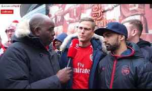 Arsenal 3-0 Stoke City | We Can Play Lacazette At Number 10 (Swedish Fan) [Video]