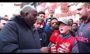 Arsenal 3-0 Stoke City | The Stick Lacazette Got From Some Arsenal Fans Was Disgusting! [Video]
