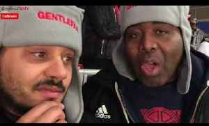 The Russians Prove That Safe Standing Works! (Robbie & Troopz) [Video]