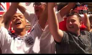 England 6-1 Panama | It's Coming Home! England Fans Celebrate!! | World Cup 2018 [Video]