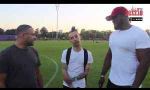 Dappy Says He'll Make A Song For England If They Win The World Cup! [Video]