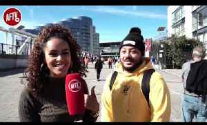 Arsenal v Watford   Arsenal & Watford Fans Give Their Score Predictions Ft Troopz [Video]
