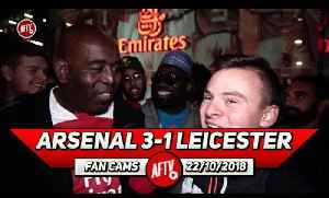 Arsenal 3-1 Leicester City | Once Ozil Scored Our Heads Dropped! (LCFC Boya) [Video]