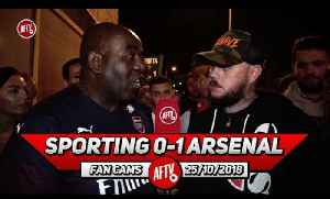 Sporting Lisbon 0-1 Arsenal | Welbeck Has More Goals Than Lukaku & Alexis Sanchez!! (DT) [Video]