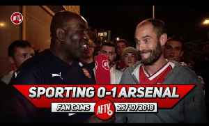 Sporting Lisbon 0-1 Arsenal | Paul Merson's Criticism Of Arsenal Has Been Disgraceful! [Video]