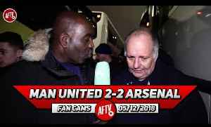 Man United 2-2 Arsenal | The Spurs Game Took A Lot Out Of The Players! (Claude) [Video]