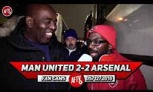 Man United 2-2 Arsenal | We Should Have FINISHED Them! I Can't Believe We Didn't Win!! (Ty) [Video]