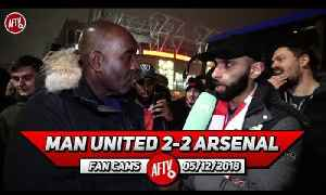 Man United 2-2 Arsenal | United Are A Poor Imitation Of Stoke & An Ex Great Club! (Moh) [Video]