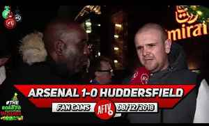 Arsenal 1-0 Huddersfield | Give Torreira A New Contract With A Billion Pound Buyout Clause! (Johnny) [Video]
