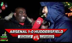 Arsenal 1-0 Huddersfield | No One Cares About 'The Sun' They're Irrelevant! (Livz Ledge) [Video]