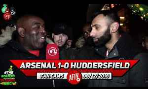 Arsenal 1-0 Huddersfield | 'The Sun' Is A Pile Of Rubbish!! (Moh) [Video]