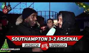 Southampton 3-2 Arsenal | I Don't Care About The Carabao Cup But We Must Beat Spurs! (Troopz) [Video]