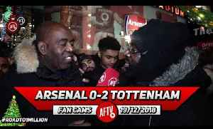Arsenal 0-2 Tottenham   Spurs Are Better Than Us In Every Department! (Kenny Ken) [Video]