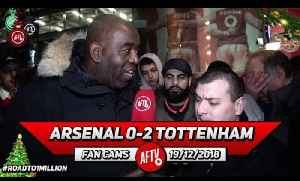 Arsenal 0-2 Tottenham | Ozil Is Finished At This Club!! (Daniel) [Video]