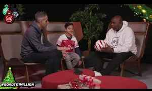 I'm A Mad Gooner Christmas Special | The Amazing Mikey Poulli (An Inspiration To Us All) [Video]