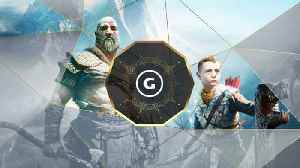 God Of War - GameSpot's Best Games of 2018 [Video]