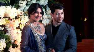 Priyanka Chopra And Nick Jonas Get The Simpson's Treatment To Wedding Artwork [Video]