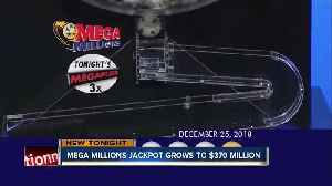 $370M Mega Millions winning numbers for Friday, December 28, 2018 [Video]
