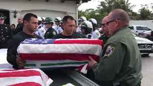 Body of PBSO K-9 taken to funeral home; memorial service planned for Jan. 10 [Video]