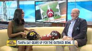 Outback Bowl: Iowa and Mississippi State collide [Video]