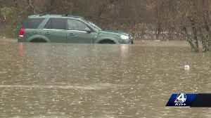 Record rainfall continues to pour across the Carolinas, flooding now a concern [Video]