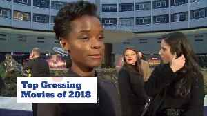 What Were The 10 Biggest Box Office Movies Of 2018 [Video]