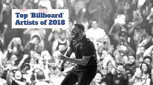 Who Were Billboards Top Artists For 2018 [Video]